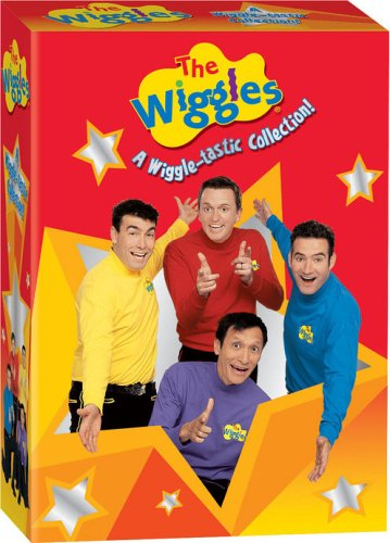 Wiggle Tastic Collection DVD Region 1 US Import NTSC Amazoncouk Blu Ray