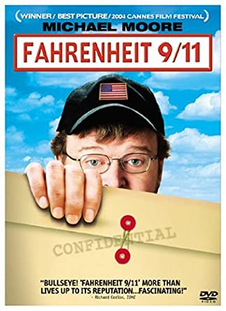 Amazon Com Fahrenheit 9 11 Michael Moore George W Bush Ben