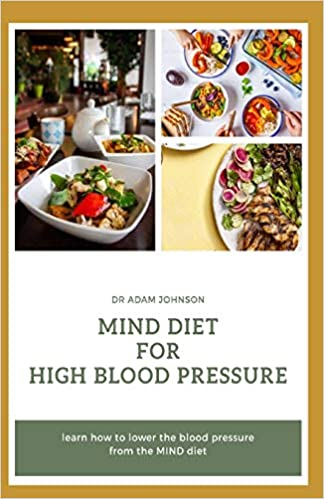 diet book for high blood pressure uk