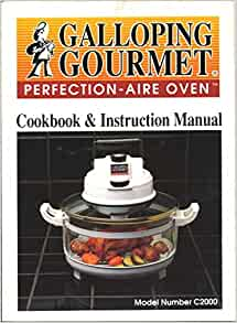 Galloping gourmet in infrared & convection ovens | ebay.