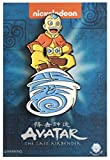 "Aang On Air Scooter - 1.75"" The Last Airbender Collectible Pin"
