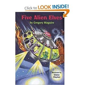 Five Alien Elves Gregory Maguire