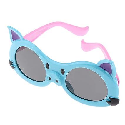KESOTO Gafas de Sol de Moda Adecuado para Niños ...
