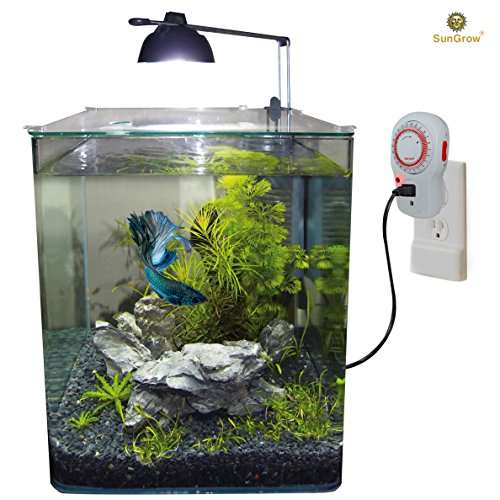 24-hour-timer-for-aquarium-lights-by-sungrow-heavy-duty-mechanical-timer-switch-easy-to-program-with