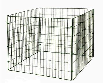 mygardenlust rejilla compostador - Compostador rápido de acero ...