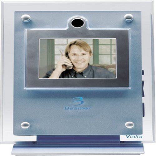 Price comparison product image Vialta Beamer Phone Video Station (BM80-1, Single Unit)