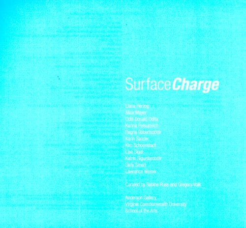 Surface Charge pdf
