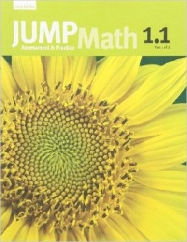 JUMP Math CC AP Book K.1: Common Core Edition