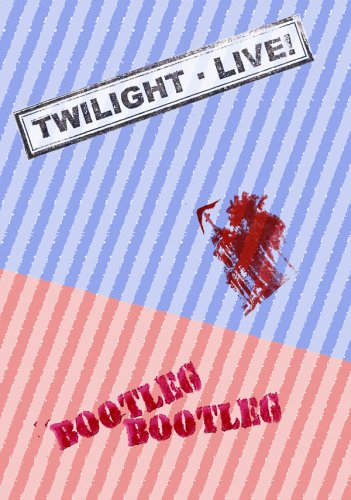 DVD : The Twilight Singers - Twilight Live [explicit Content] (DVD)