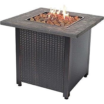 Amazon.com : Bond 65223 Canyon Ridge Firebowl Fire Pit ...