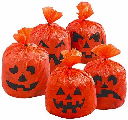 Pumpkin Leaf Bag Halloween Decoration The Basics