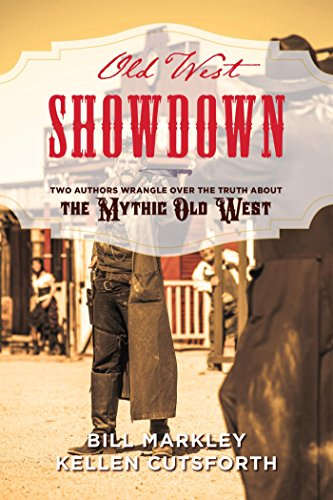 Amazon.com: Old West Showdown: Two Authors Wrangle over the ...