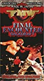 FMW (Frontier Martial Arts Wrestling) - Final Encounter [VHS]