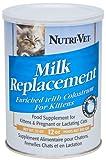 Nutri-Vet Milk Replacement for Kittens, 12-Ounce, My Pet Supplies