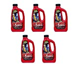 Drano Drain vSVwz Cleaner Professional Strength, 32 Ounce (5 Pack)