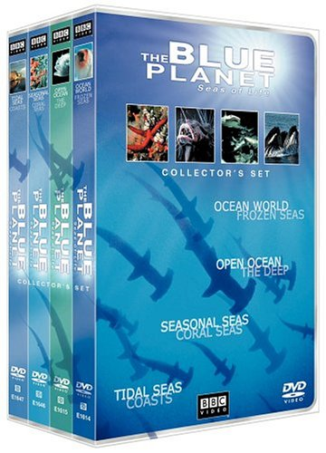 The Blue Planet - Seas of Life Collector's Set (Parts - Blue Discount Planet