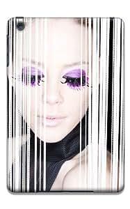 Fashionable Cool Beautiful Makeup Durable Hard Case Cover For iPad Mini