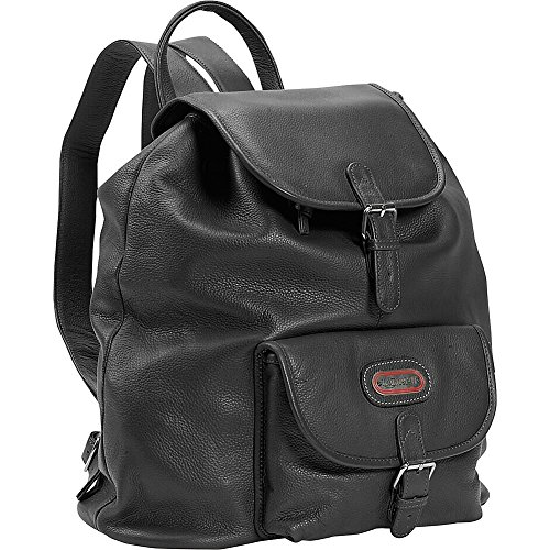 leatherbay-leather-backpack-with-single-pocketblackone-size