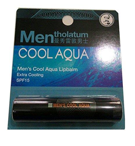 Mentholatum Mens Cool Aqua Spf15 product image