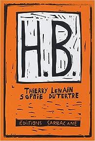 H.B. par Thierry Lenain