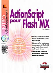 ActionScript pour Flash MX (avec 1CD-Rom)