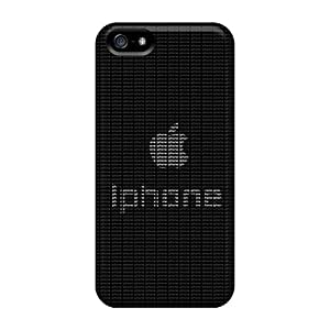 For Iphone 5/5s Tpu Phone Case Cover(iphone Wallpaper 3)