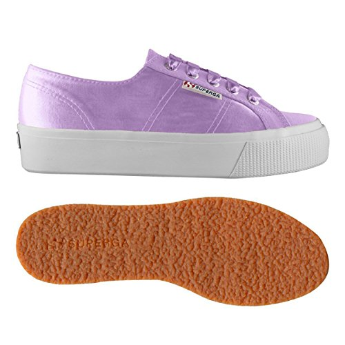 satinw Orchid 2730 Violet Lt Sneakers In Superga Women's B0Egqwnp