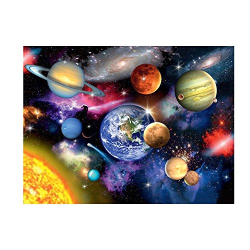 Hot angel3292 Colorful Universe 5D Full Diamond Painting DIY Handmade Resin Picture Decor Gift hot sale