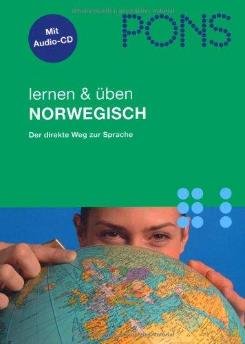 PONS Lernen And üben Norwegisch  Aussprache Wortschatz Grammatik Kommunikation Nachschlagen Und üben
