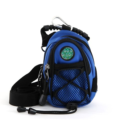 CMC Golf Peacock Mini Daypack, Blue