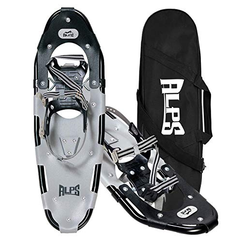 ALPS Lightweight Men Snowshoes with Carrying Tote Bag 21