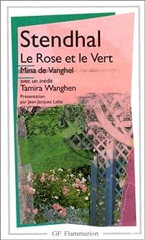 Le Rose et le vert par Stendhal