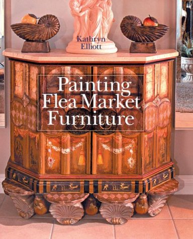 Painting Flea Market Furniture (Affordable Online Furniture)