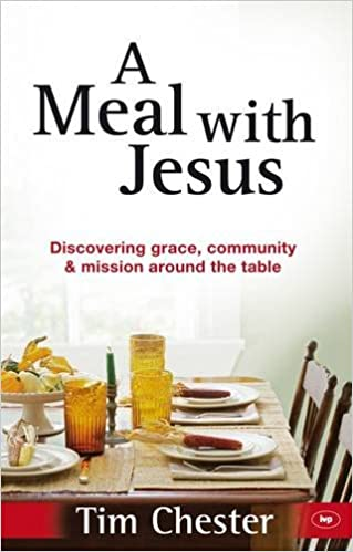 Book Meal with Jesus, A
