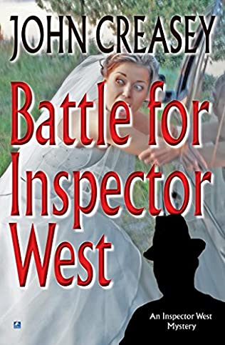 book cover of Battle for Inspector West