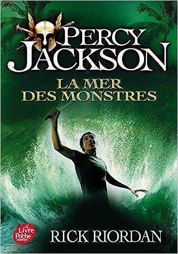 """Résultat de recherche d'images pour """"percy jackson la mer des monstres livre"""""""
