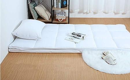 敷布団 シングル 洗える LANGRIA 丸洗い 厚さ3.5cm 抗菌 防臭 防ダニ 簡易ベッド 家庭 寝室 収容所 病院などに 軽量 携帯便利 幅100×奥行200cm