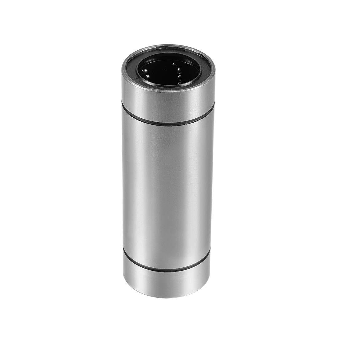 uxcell LMLUU - Rodamientos lineales para impresora 3D o CNC (extra ...