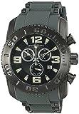 Swiss Legend Men's 10070-GM-01-GRYS Commander Pro Analog Display Swiss Quartz Grey Watch