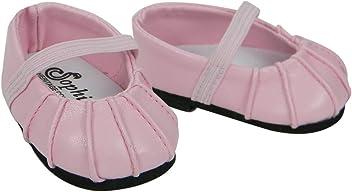 7aac49b24 Amazon.com  Sophia s  15 Inch Doll Shoes