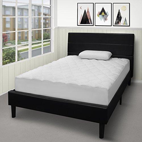 Best Price Mattress Luxury Comfort Ultra Quilted Mattress Pad, Queen,