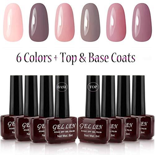 Buy opaque light pink nail polish