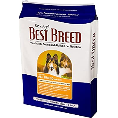 Best Breed Dr. Gary's Holistic All Breed Dry Dog Food 4 lb