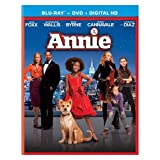 ANNIE (2014/BLU-RAY/DVD COMBO/ULTRAVIOLET)