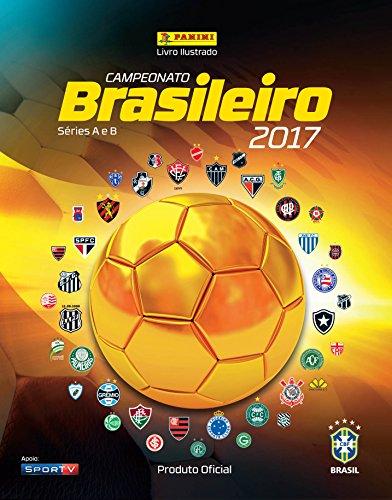 Álbum Campeonato Brasileiro 2017 (+ 10 Envelopes + 20 Figurinhas Avulsas)