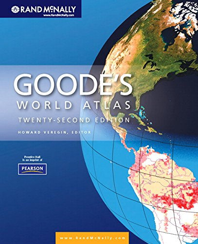 Goode's World Atlas (22nd Edition) cover