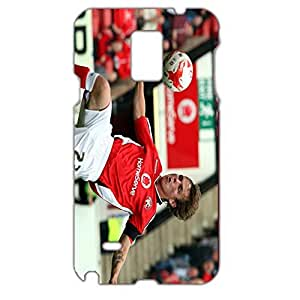 Seductive Dribble Posture Style Walsall Football Club Prevailing Hard Plastic Cellphone Case For Samsung Galaxy Note 4