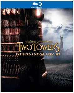 Cover Image for 'Lord of the Rings: The Two Towers - Extended Edition'