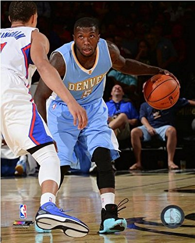Nate Robinson Denver Nuggets 2014-2015 NBA Action Photo (Size: 8