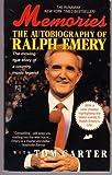 Memories, Ralph Emery and Tom Carter, 0671791575